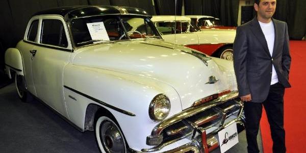 Otomobil Fuarinda Klasikler Nostalji Rüzgari Estiriyor