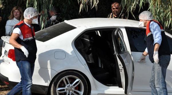 Otomobil Içerisinde Şüpheli Ölüm