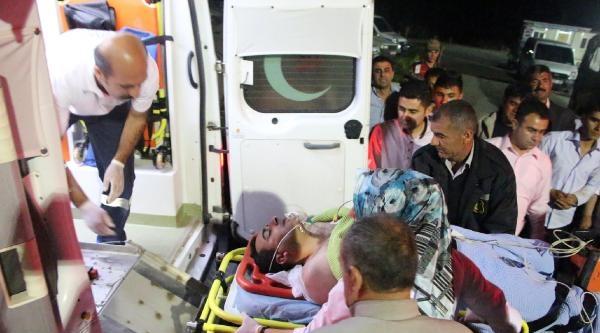 Otomobil Sulama Kanalına Devrildi; 1 Ölü, 1 Yaralı