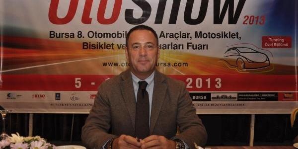 Otomobil Tutkunlari Bursa'Da Buluşacak