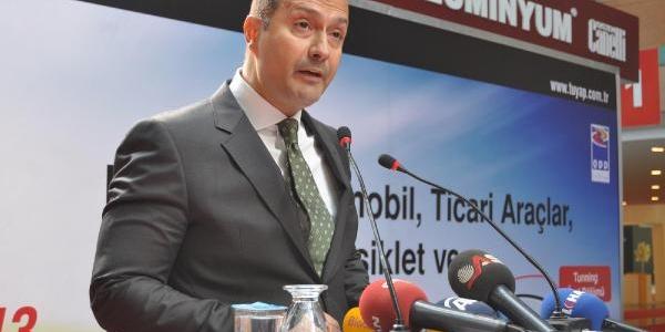 Otomobil Tutkunlari Bursa'Da Buluşuyor