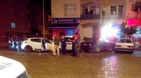 Otoparkçiyim Diye Aldiği Otomobille Kaza Yapti, Ortadan Kayboldu