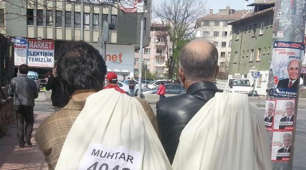Oy Pusulalarının Bulunduğu Çuvallari Sırtlanıp Gittiler / Ek Fotoğraflar