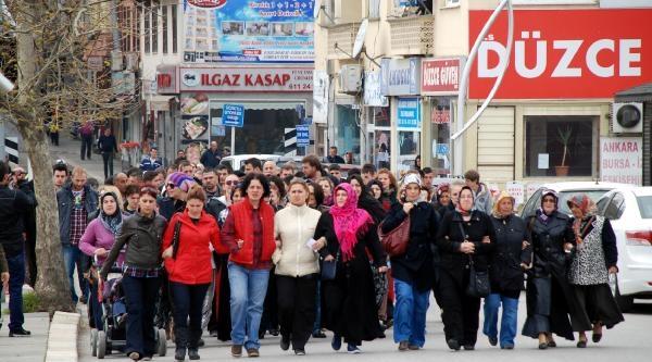 Oyların Sayılmamasını Protesto Ettiler