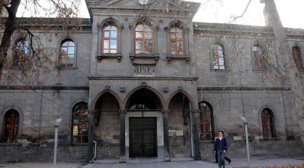 Özal Ve Gül'ün Okuduğu Kayseri Lisesi'nde Ek Bina Açildi