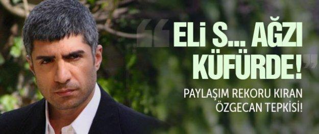 Özcan Deniz'den ibretlik Özgecan tepkisi!