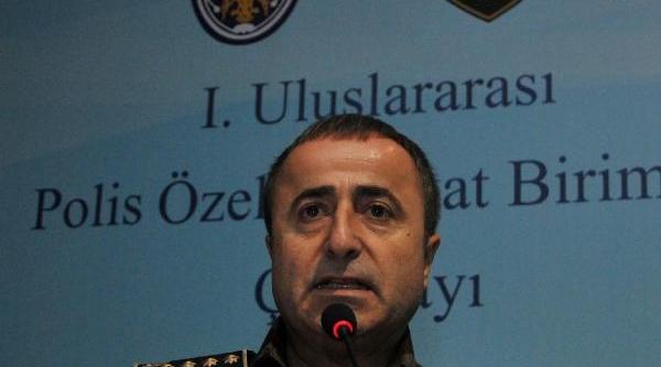 Özel Harekat Daire Başkani Tonbul: Terör Hiçbir Din Ve Milletle Bağdaştirilamaz