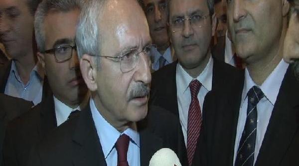(Özel) Kiliçdaroğlu: Medya Özgürlüğünden Korkanlar Ülkeyi Iyi Yönetemezler