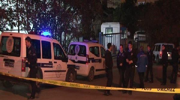 (özel) Maltepe'de Bir Kişi Önce Darp Edildi Sonra Silahla Vuruldu