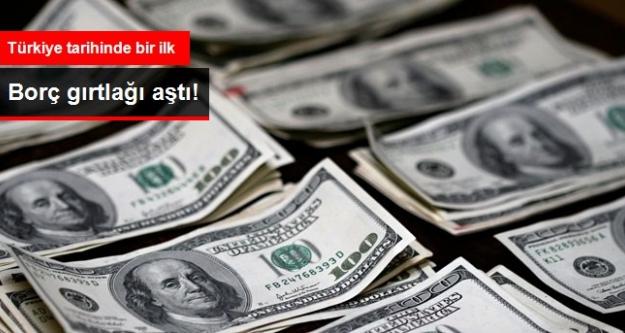 Özel Şirketlerin Borcu 200 Milyar Doları Geçti