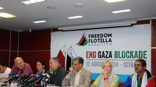Özgürlük Filosu Koalisyonu Yeniden Yola Çikma Kararı Aldı
