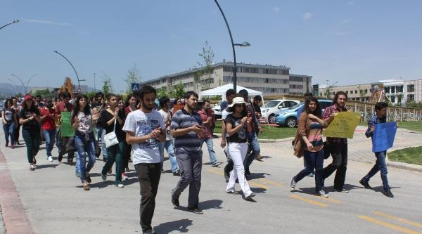 Pamukkale Üniversitesi'nde Soma Gerginliği