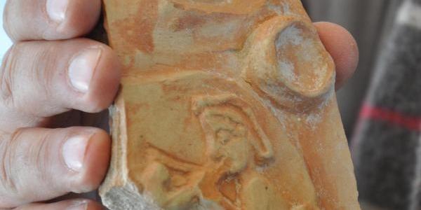 Pamukkale'deki 'cehennem Kapisi'Nda Yeni Eserler Çikti