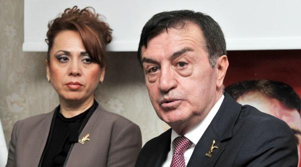 Pamukoğlu'ndan Meclis Boykotu Çağrisi