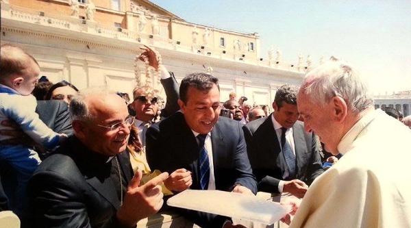 Papa'ya Mektup Verdiler: Kürtler, Çarmiha Gerilen İsa Gibi Acılara Katlandı