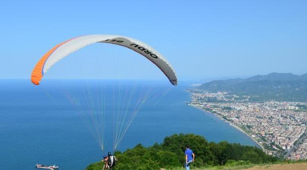 Paraşüt Turizmi