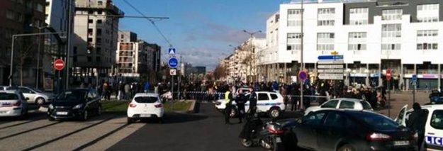 Paris'te yine rehine olayı