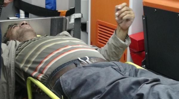 Parkinson Hastasınin 800 Lirasını Gasp Ettiler