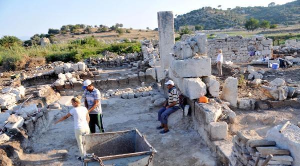 Patara Antik Kenti'nde Arkeolojik Kazılar
