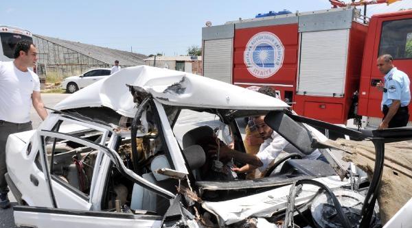 Patinaj Kazası: 4 Yaralı
