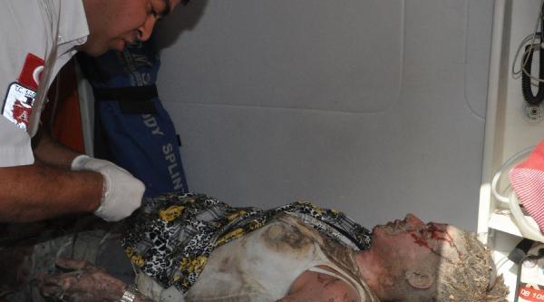 Patlamada Yaralanan Fırının Sahibi De Öldü