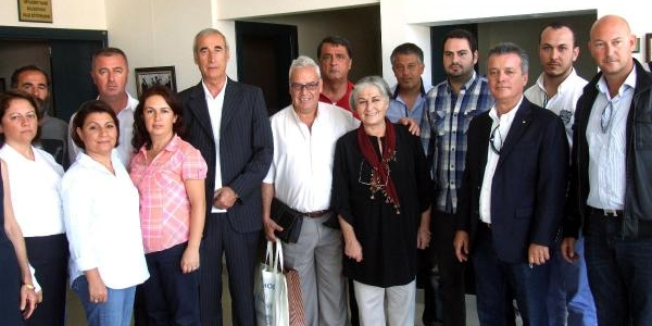 Patmos'tan Bodrum'a Ziyaret