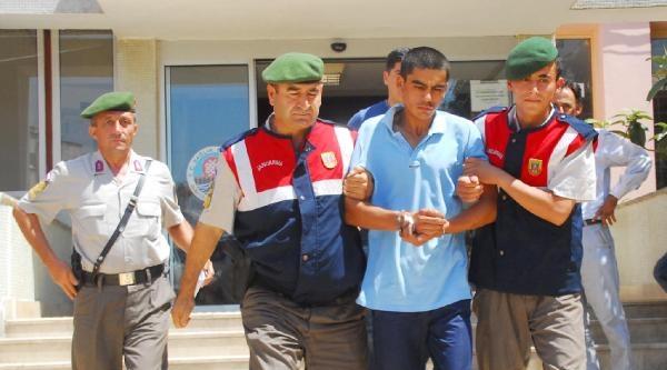 Patronunun Eşini Öldüren Suriyeli Sorguya Alındı