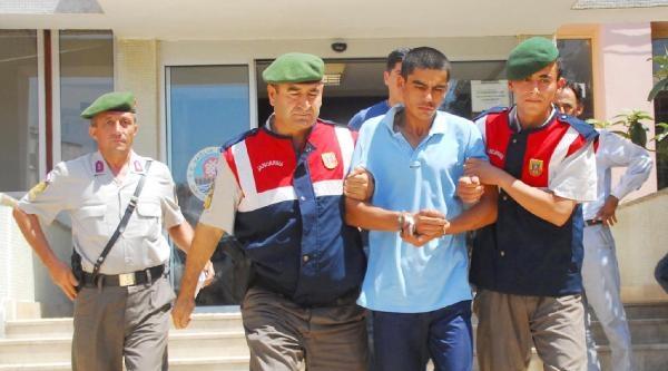 Patronunun Eşini Öldüren Suriyeli Tutuklandı