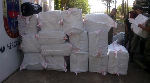 Pazarcık'ta Kaçakçılık Operasyonu: 1 Gözaltı