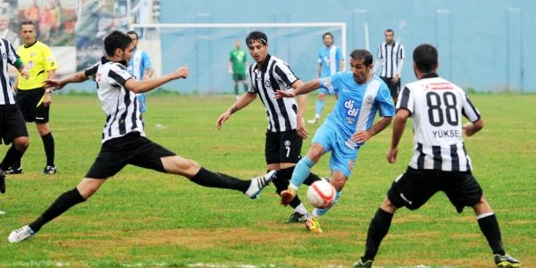 Pazarspor - Altay: 3-2