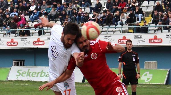 Pazarspor-iskenderun Demirçelikspor: 0-0