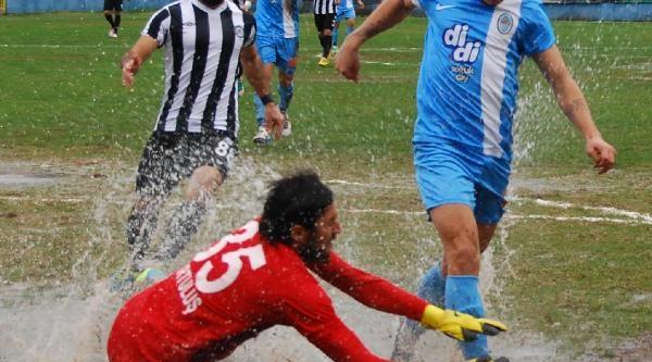 Pazarspor - Nazilli Belediyespor: 0-2