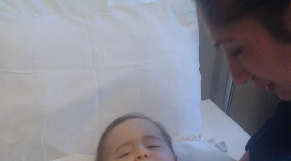 Pelçim Bebek Yardımlarla Yeniden Doğdu