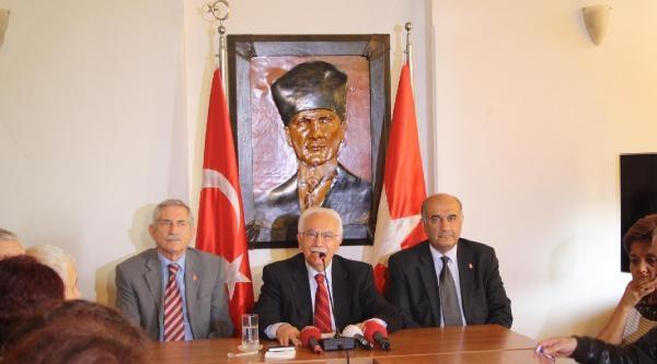 Perinçek: Meslek Örgütlerimizi Kadıköy Ve Tandoğan Alanlarına Çağiriyoruz