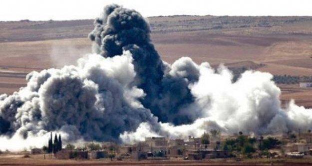 Peşmerge IŞİD'i Topa Tutuyor
