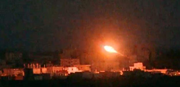 Peşmerge Kobani'de İlk Ateşi Açtı!