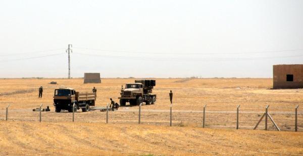 Peşmerge, Mahmur-erbil Karayoluna Ağır Silahlar Konuşlandırdı