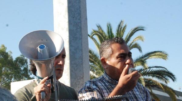 Petkim İşçilerinden Sütaş Boykotu