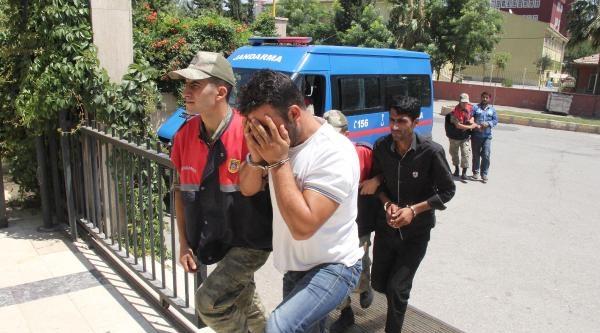 Petrol Boru Hattından Hırsızlık İddasina 5 Gözaltı