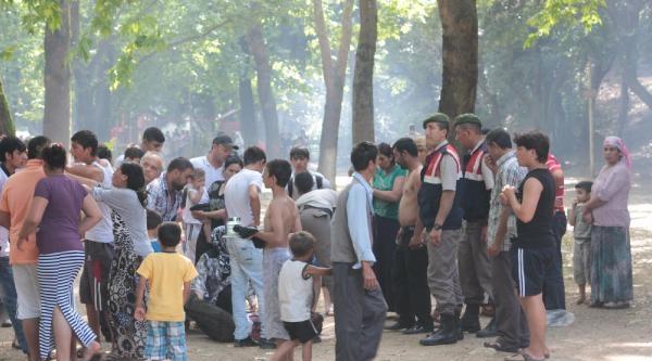 Piknik Alanında Silahlı Saldırı: 2 Yaralı
