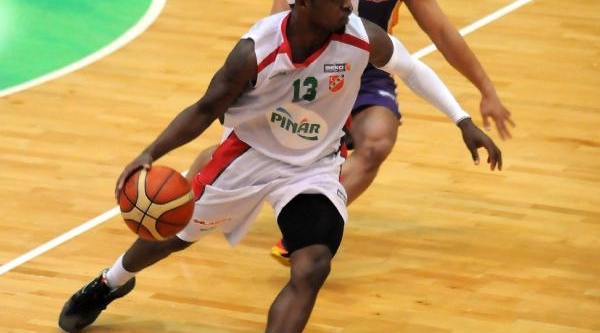 Pinar Karşiyaka - Royal Hali Gaziantep Basketbol Fotoğraflari
