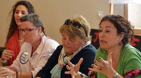 """Pınar Selek: Beraat Edene Kadar Mücadelem Sürecek"""""""