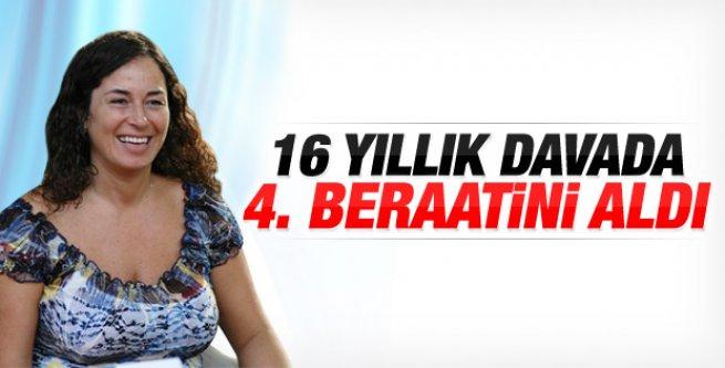 Pınar Selek'e bir beraat daha