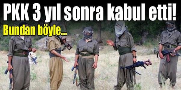 PKK artık örgüte çocuk almayacak!