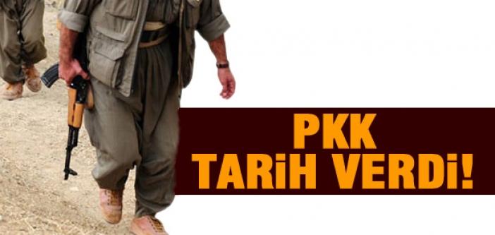 PKK ÇÖZÜM SÜRECİYLE İLGİLİ TARİH VERDİ!