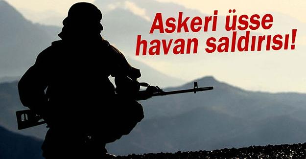 PKK'dan askere hain saldırı!