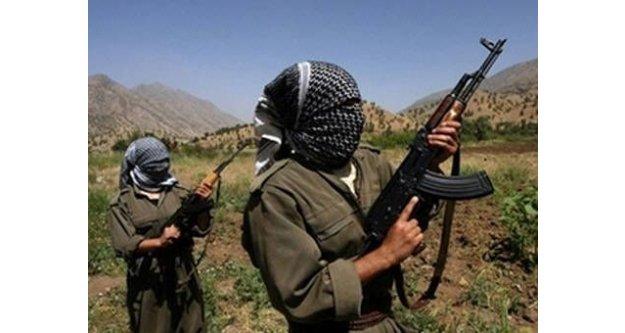 PKK telsizden yakalandı