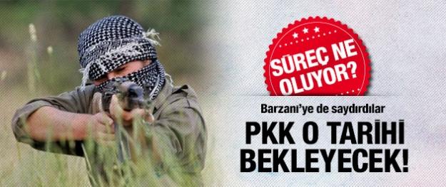 PKK yeni tarihi açıkladı!