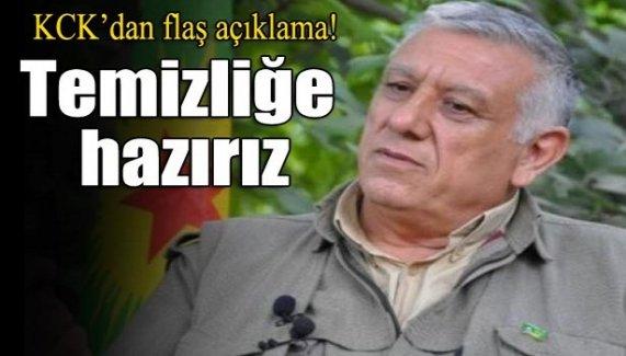PKK'dan flaş açıklama!