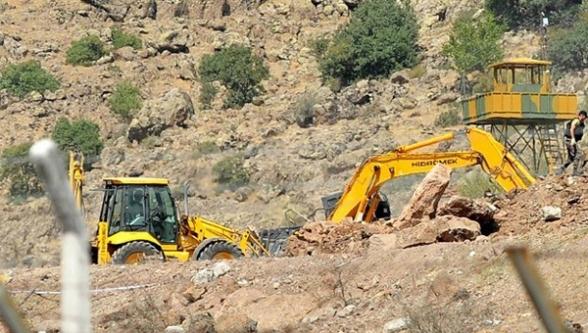 PKK'dan sınırda saldırı!